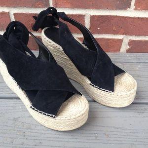 ba6141334f6 Marc Fisher Shoes - Marc Fisher Andira Platform Wedge Sandal